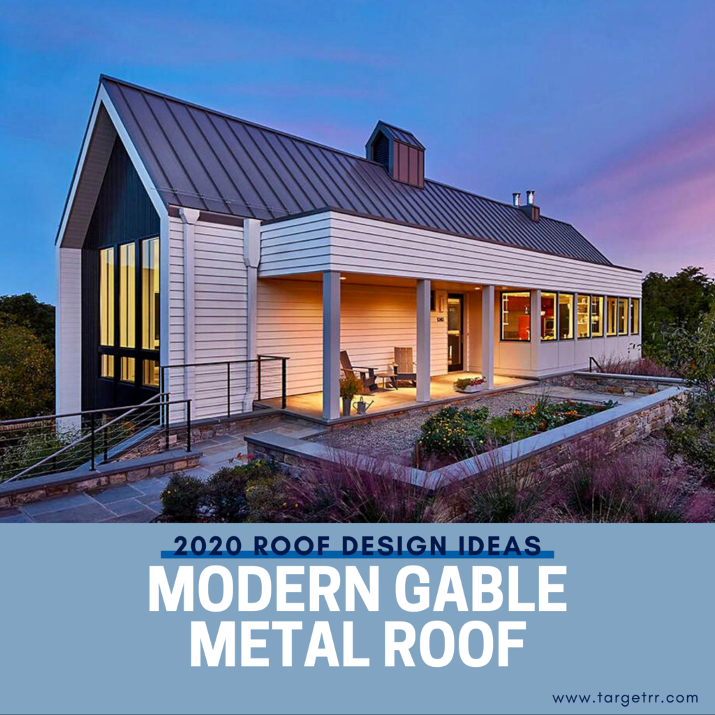 15 Modern Roof Ideas For 2020 Target Roofing Residential And Commercial Roofing Services Houston And San Antonio Areas